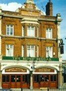 London Night Life - Blind Beggar Pub