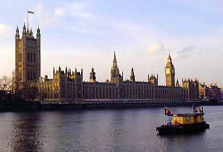 London Guide : Parliament & Big Ben