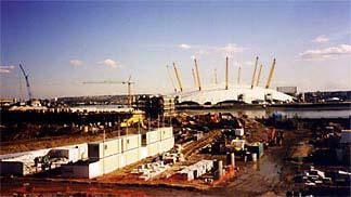 London Guide : Millennium Dome