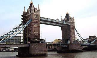 London Guide : Tower Bridge