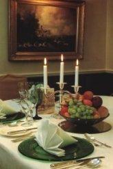 Crescent Restaurant Private Dining