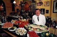 Wiltons Restaurant Chef
