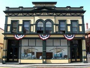 Klondike Gold Rush Seattle Unit Museum